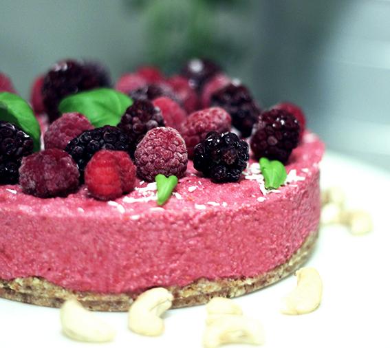 raw food cake recipe